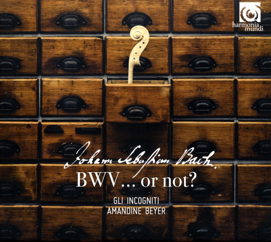 BWV or not CD
