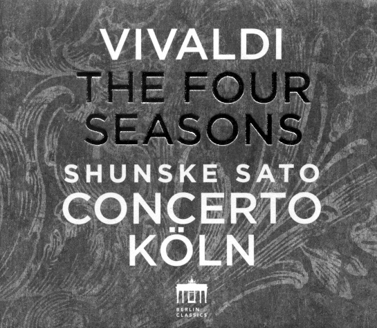 Vivaldi The Four Seasons Concerto Koeln